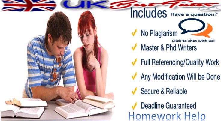 The experts who help these students are #highly_knowledgeable_trainers who have studied from the #renowned_institute (UK Best Tutor). They make sure that the students are able to submit their #homework_projects.  Visit Here https://goo.gl/wJirJi  For Android Application users https://play.google.com/store/apps/details?id=gkg.pro.ukbt.clients&hl=en
