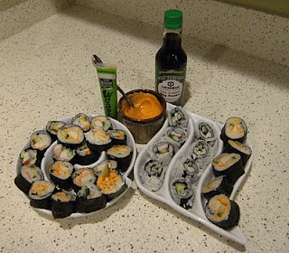 how to make your own sushi