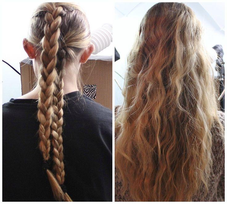 25+ best Heatless curls overnight ideas on Pinterest ...