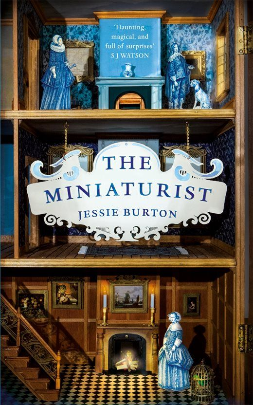 Adult Fiction #Book Review: The Miniaturist, by Jessie Burton @ thesceniclife.com #reading
