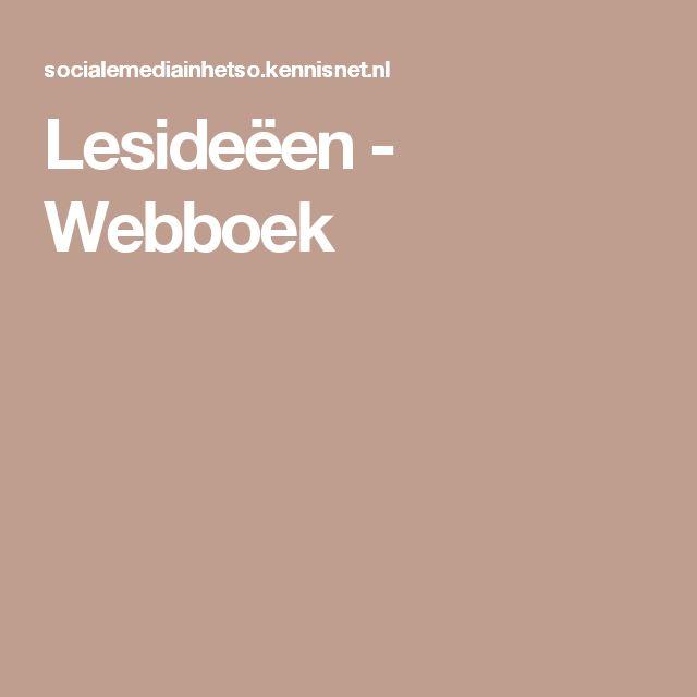 Lesideëen - Webboek
