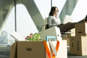 12 Places to Find Free Moving Boxes for Your Next Move: Office Buildings Often Have Free Moving Boxes