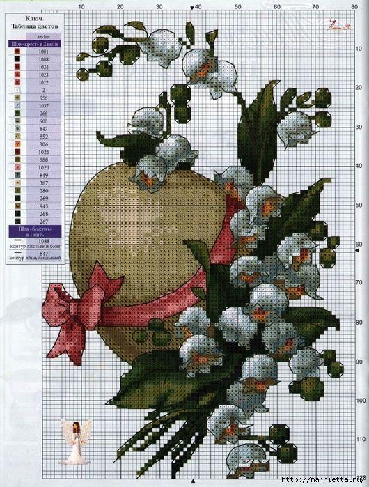 Подборка схем вышивки крестом (43) (530x700, 407Kb)