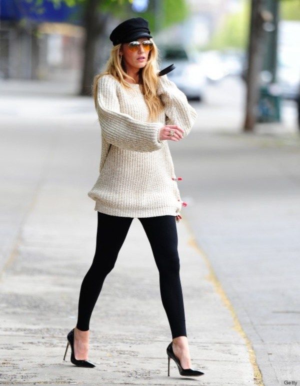20 Winter-Outfits in New York
