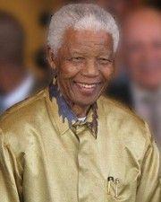 Anti-apartheid activist and South African President Nelson Mandela | June 13, 1980 - U.N. Security Council calls for South Africa to free Nelson Mandela | http://www.historyorb.com/people/nelson-mandela