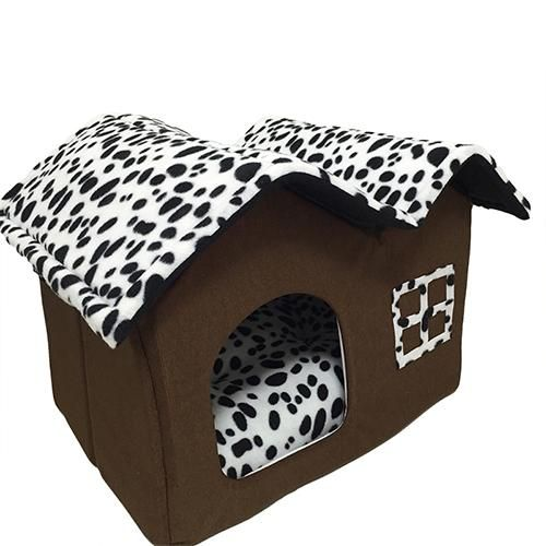 Actionclub Dog House - Folding House For Cats and Small Dogs