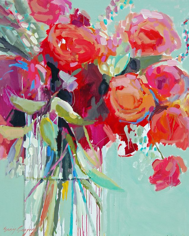 still life paintings - paintings by erin fitzhugh gregory. $2300 and love it. Alabama native who lives in GA