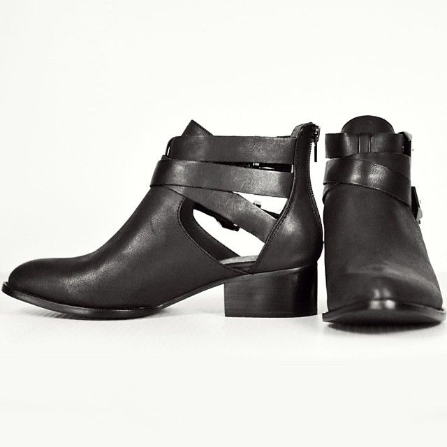 The Everly boots are back in stock!