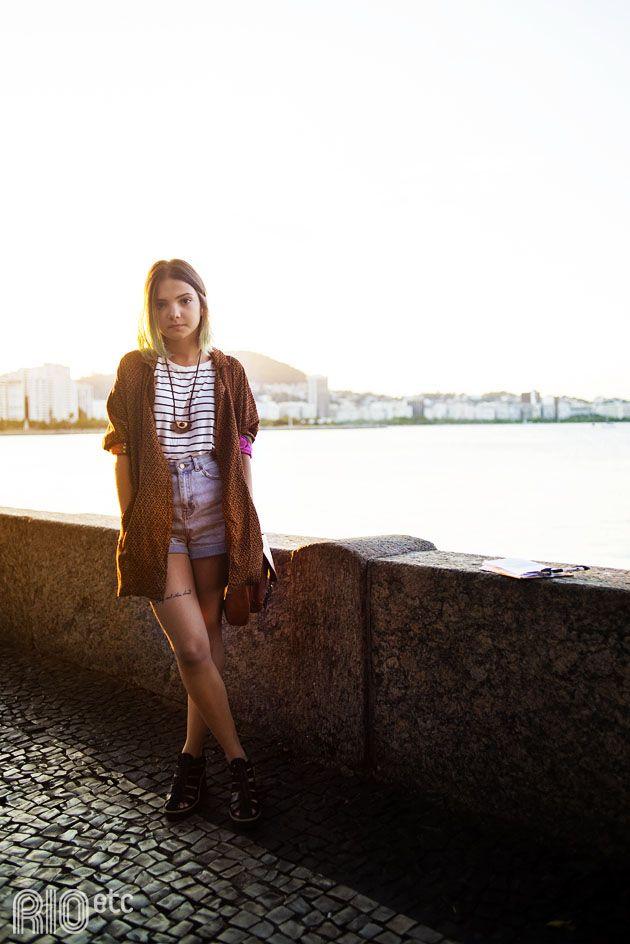 RIOetc | A coolhunter de cabelo verde