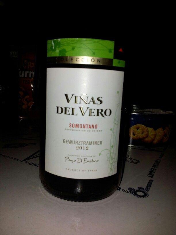 Spansk rødvin