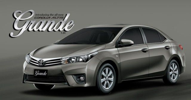 HEAD TO HEAD 2016 Toyota Corolla Altis vs Honda Civic