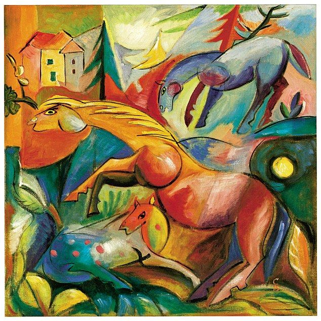Wolfgang Beltracchi duped Hollywood stars. Steve Martin bought a Campendonk called Landscape With Horses for €700,000 through the prestigious Paris gallery Cazeau-Béraudière in July 2004