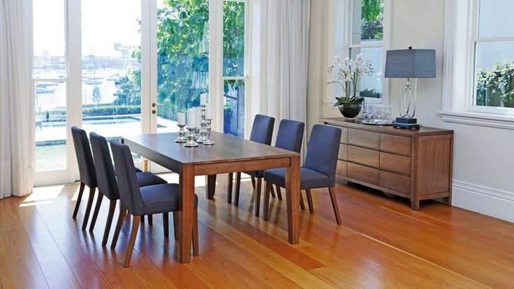 Moss Vale 7 Piece Dining Suite - Dining Furniture - Dining Room - Furniture, Outdoor & BBQs   Harvey Norman Australia