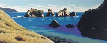 Mitre Rocks - Tolaga Bay