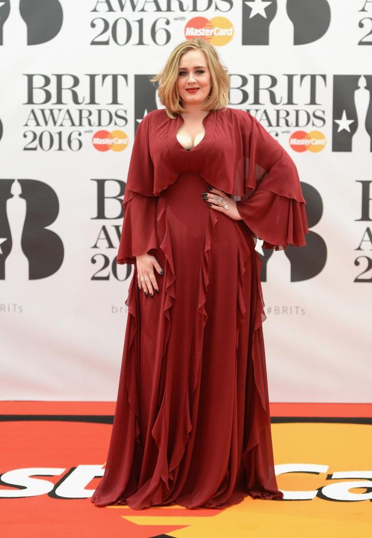 Adele's Weight Loss Is Incredible! See Photos From The BRITs