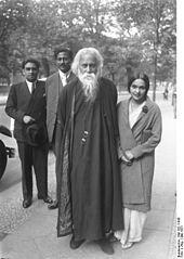 Rabindranath Tagore - Wikipedia, the free encyclopedia