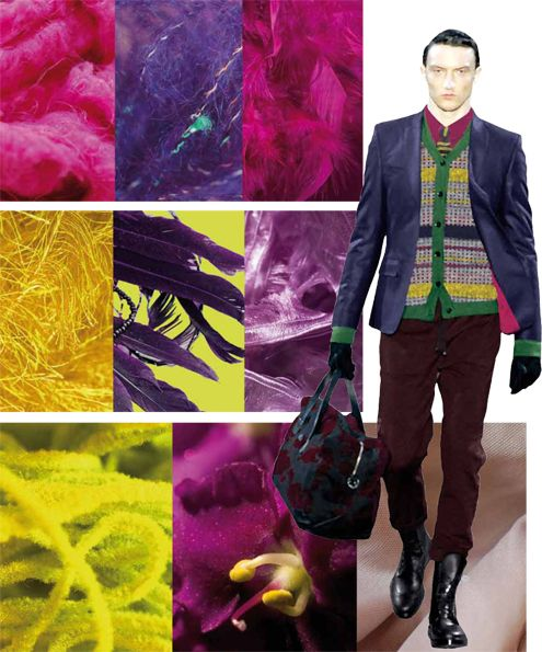 SPINEXPO Textiel Trends A / W 2012 - opnieuw definiëren van de Toekomst