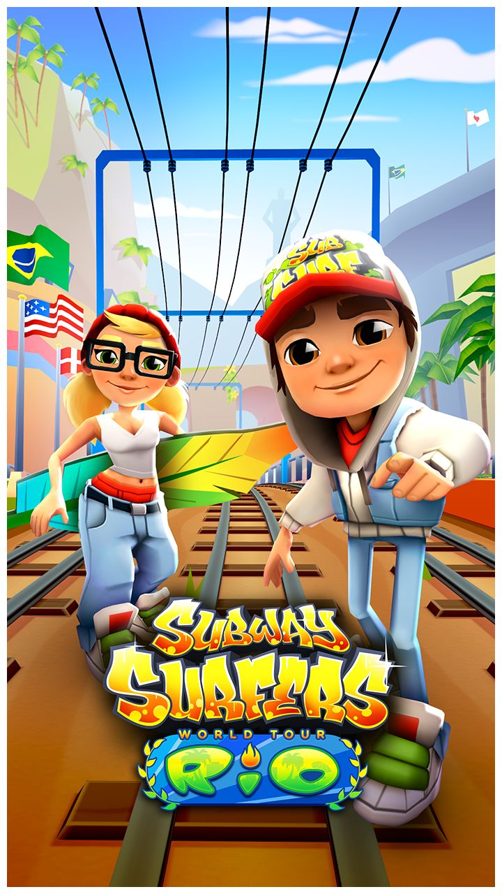 Subway Surfers Appstore for Android Subway