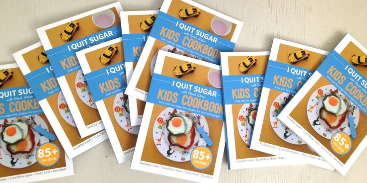 The IQS Kids Cookbook is here in print!