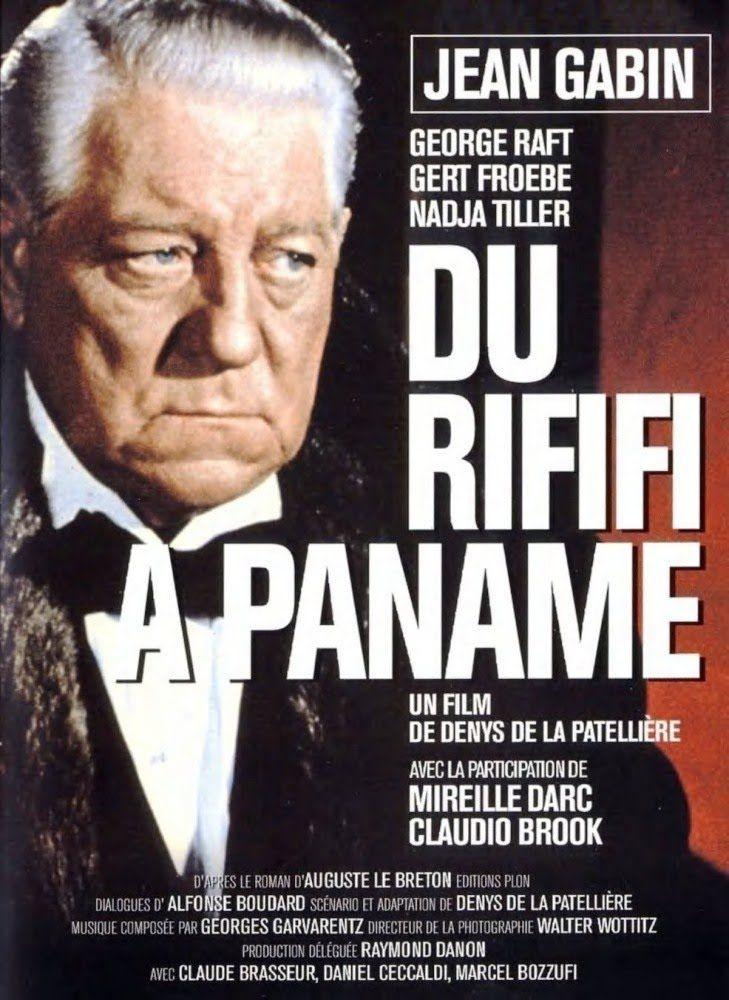 Потасовка в Панаме  / Du rififi à Paname (1966)