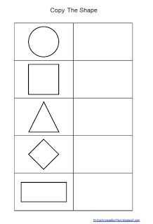 Pediatric Occupational Therapy Tips: Free Visual Perceptual Worksheets!!!