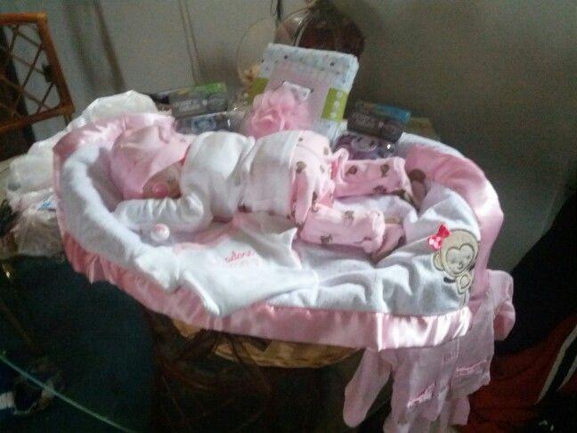 Images Of Baby Diaper Cake : Beautiful Sleeping Diaper Baby! So cute. Baby Bundles ...