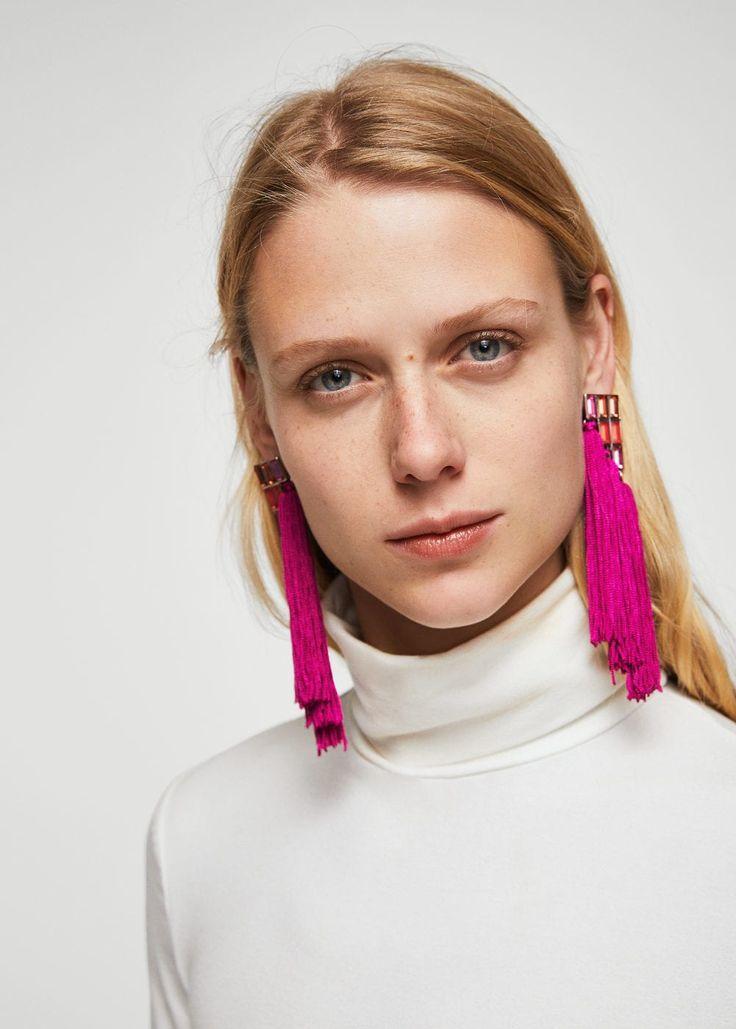 Earrings | MANGO ΜΑΝΓΚΟ