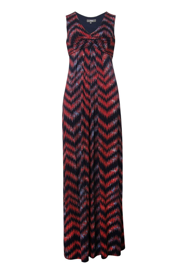 Gather Front Maxi Dress $119