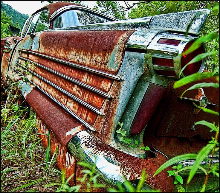 Rust Never Sleeps...