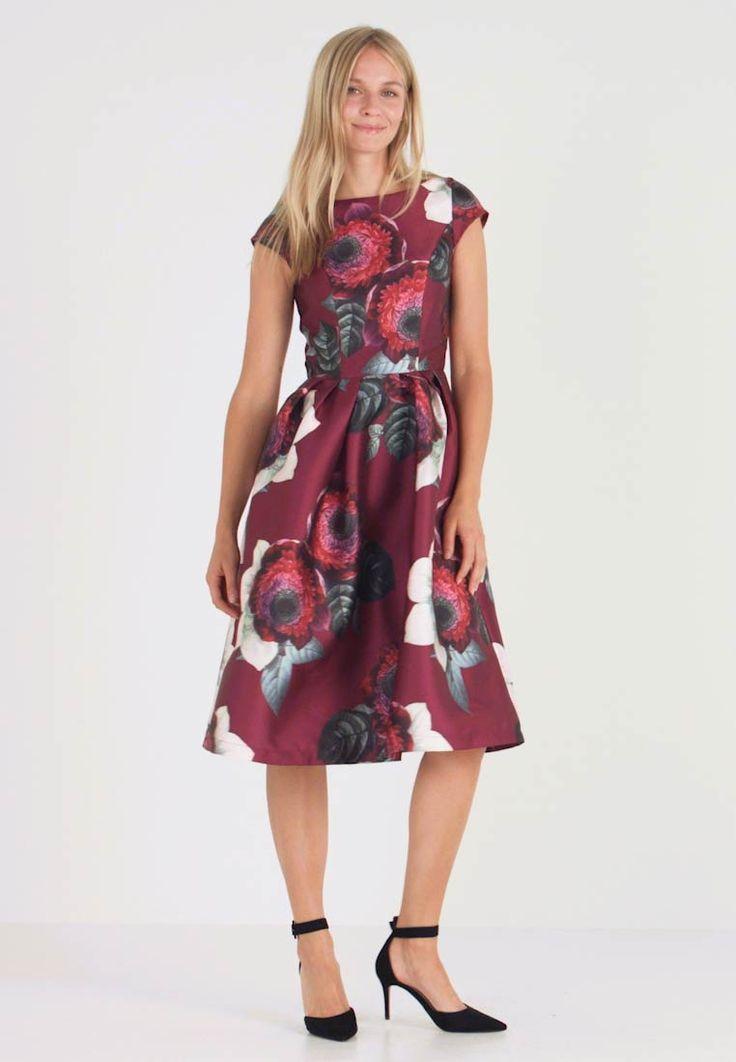 karya dress  cocktailkleidfestliches kleid  burgundy