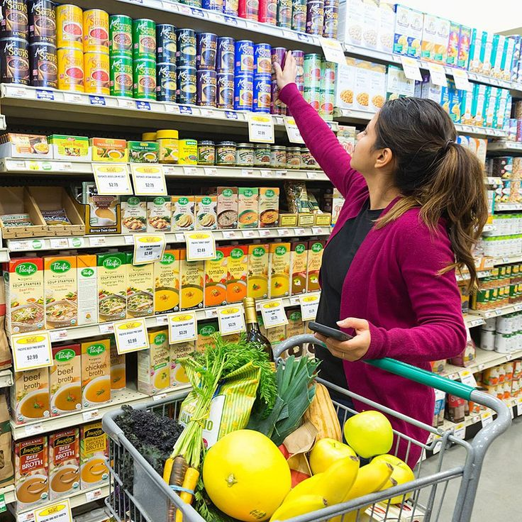 """Are canned just as good as """"fresh?"""" via @shapemagazine"""