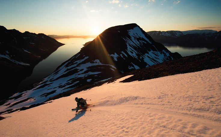 A postcard from Norway's wild west coast, where you'll find long fjords, big snow, small ski areas, few people, and ... Read More