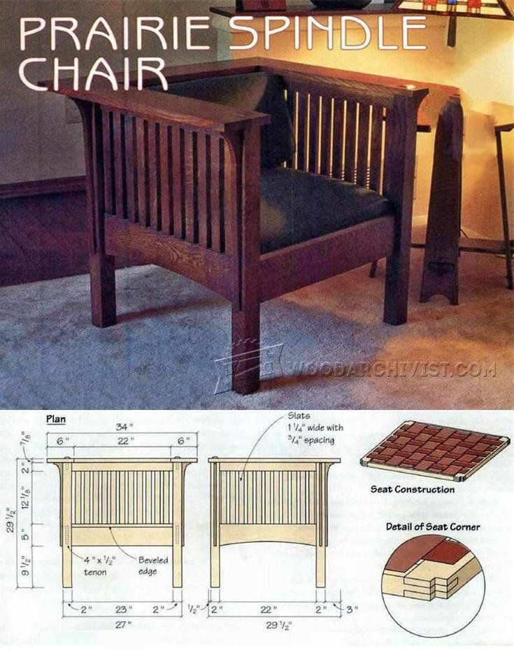 570 best mission craftsman furniture images on pinterest for Craftsman furniture plans