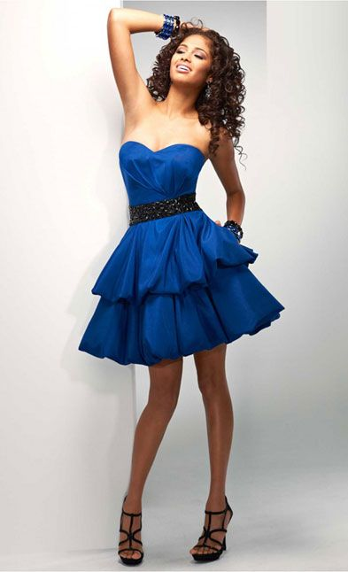 1000  images about Freshman formal dresses on Pinterest - Chiffon ...