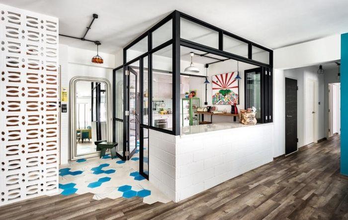 les 25 meilleures id es de la cat gorie briques blanches sur pinterest cuisine mur de briques. Black Bedroom Furniture Sets. Home Design Ideas