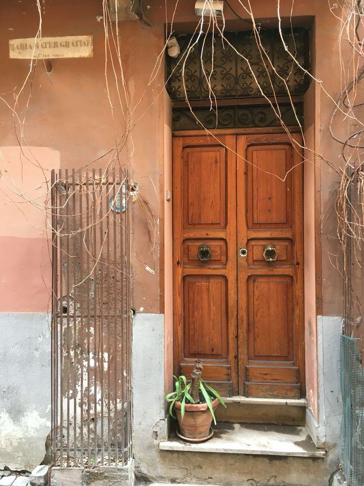 Trastevere,door ,vintage!!!!