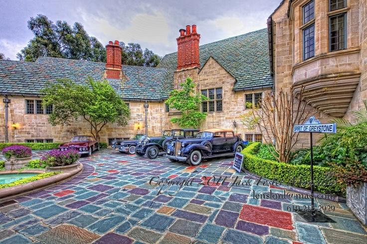 Greystone Mansion Beverly Hills Ca