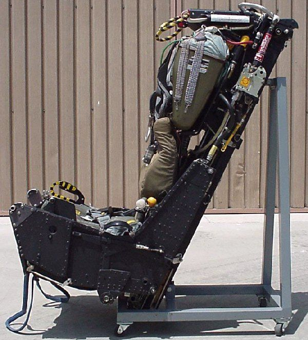 martin baker f-4 ejection seat - Google Search