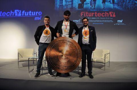 Se presenta en Fitur la nueva criptomoneda del turismo  ||  El bitcoin ha llegado para quedarse en el sector turístico con creación de la nueva critomoneda del turismo, Touriscoin. http://www.computing.es/mundo-digital/noticias/1103149046601/se-presenta-fitur-nueva-criptomoneda-del-turismo.1.html?utm_campaign=crowdfire&utm_content=crowdfire&utm_medium=social&utm_source=pinterest