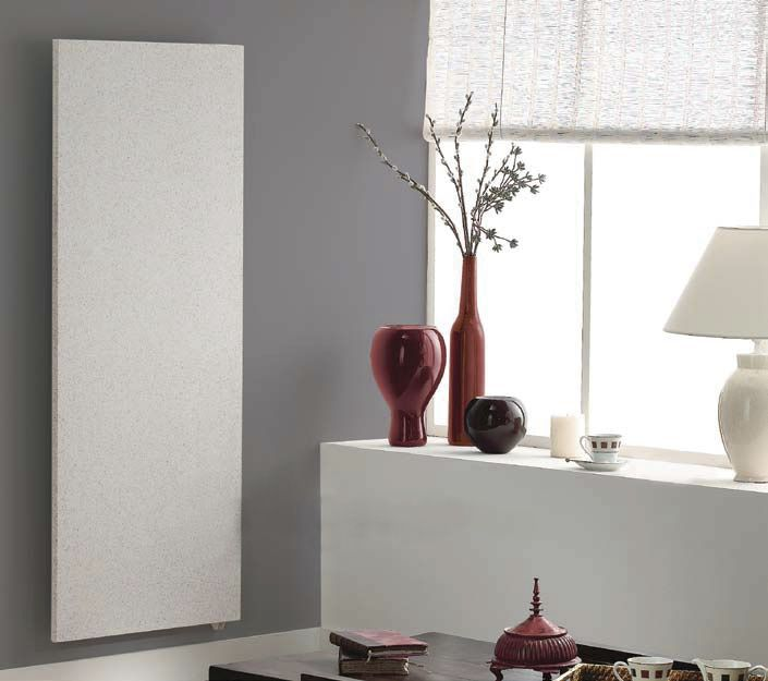 Radiateur granit lvi milo v vertical radiateur granit for Acova soya