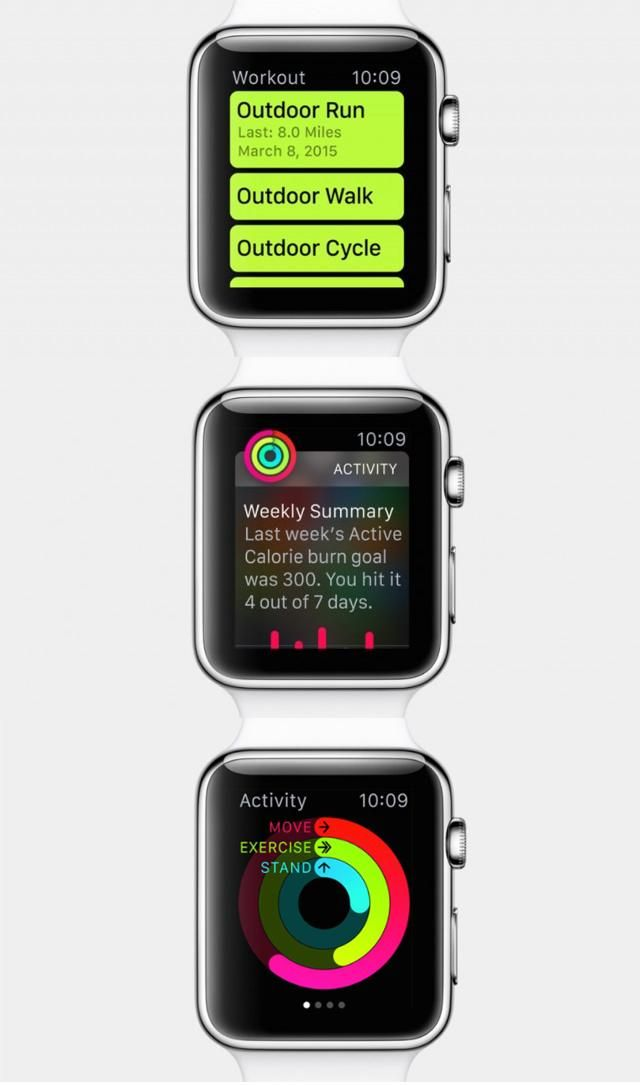 iphone 5 fitness tracking