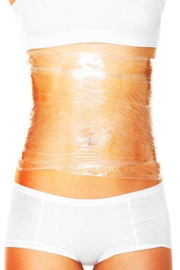 DIY At Home Body Wrap