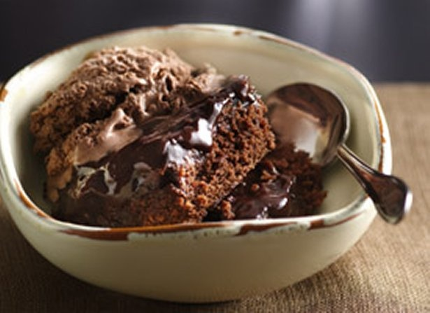 Double Hot Fudge Pudding Cake | For The Tummy cuz Its Yummy | Pintere ...