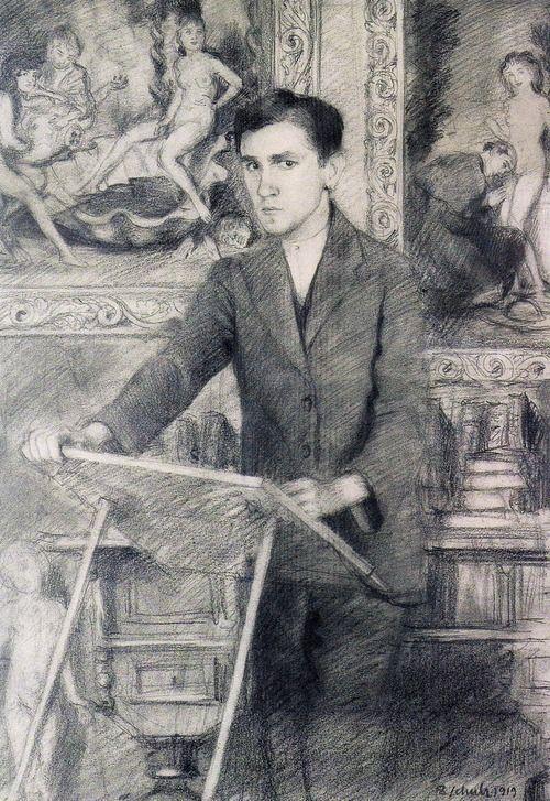 Bruno Schulz, 1892-1942
