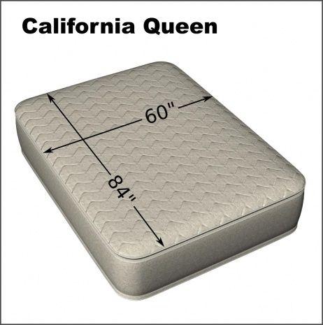 Cal Queen Mattress