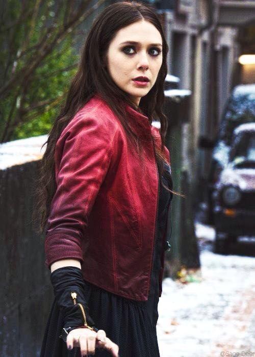 Marvel Smut - Wanda maximoff x Reader   Avengers   Scarlet