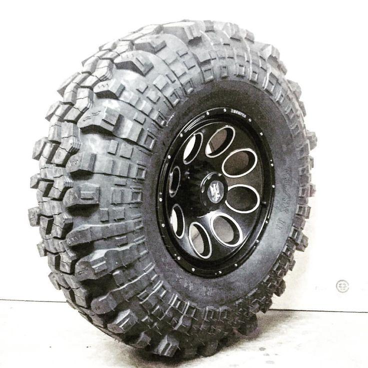 Interco Tire's new 45x14.50-20 Super Swamper TSL/SXII off-road tire #mudterrain #interco #intercotires #getyousomeofthat #superswamperssxs #sx2 #badass @allchevy310 @chevymilitia @trucknationz @completecustomsllc @kegmedia @truck_guru