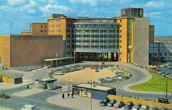 Farewell, Television Centre
