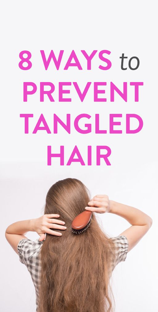 How to Detangle Your Hair, in 8 Simple Steps