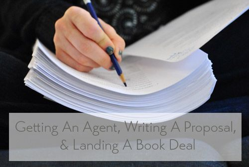 How we wrote our book proposal and landed a book deal
